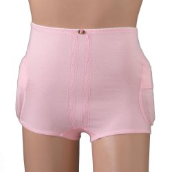 Posey® Community Hipsters® Hip Protection Brief, Pink Medium