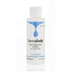 DermaDaily® Moisturizing Lotion, 4 oz. Bottle