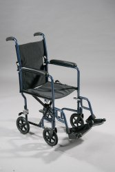 drive™ Aluminum Transport Chair