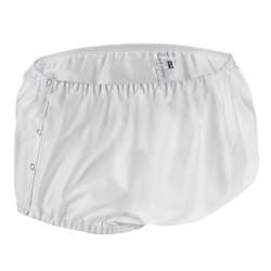 Sani-Pant™ Adult Pull On Protective Underwear, Large, White