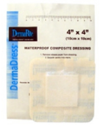 Dermarite Industries Dermadress® Composite Dressing