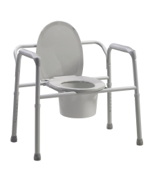 drive™ Bariatric Folding Commode
