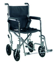 drive™ Go-Kart Lightweight Transport Chair