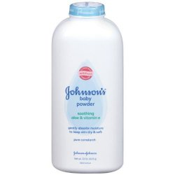 Johnson's® Cornstarch Baby Powder