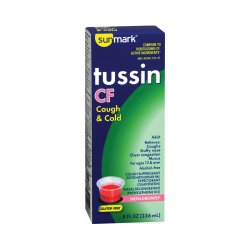 sunmark® Tussin CF Cough & Cold Relief