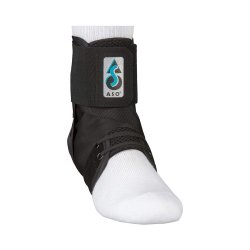 ASO® Speed Lacer Low Profile Ankle Brace, Large