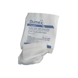 Ducare® Nonsterile Gauze Sponge, 4 x 4 Inch