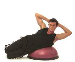 Bosu™ Balance Dome with Video and Book