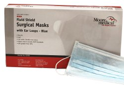 Moorebrand Surgical Mask