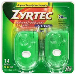 Zyrtec® Allergy Relief