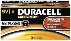 Duracell MN1604BKD