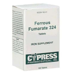Cypress Pharmaceutical 60258018201