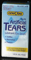 McKesson Brand Lubricant Eye Drops