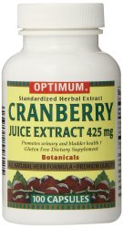 Optimum Cranberry Supplement
