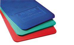 TheraBand® Exercise Mat, 75 in. L x 24 in. W, Blue, Polyethylene