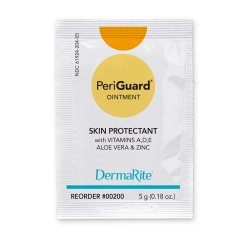 PeriGuard® Skin Protectant Ointment, 5 Gram per Individual Packet