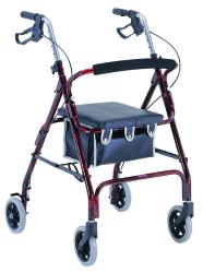 Merits 4 Wheel Rollator