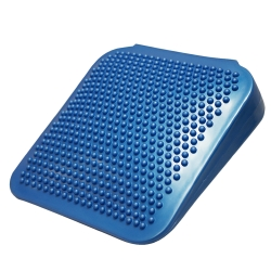 CanDo® Vestibular Seat Wedge, 13-1/2 x 13-1/2 in., Blue