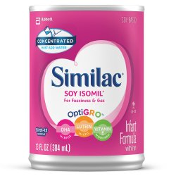 Similac® Soy Isomil® 20 Infant Formula