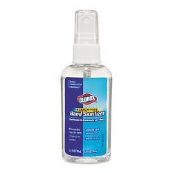 Clorox® Liquid Hand Sanitizer, 2 oz. Pump Bottle
