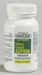 Geri-Care Low Strength Aspirin