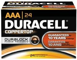 Duracell MN2400BKD