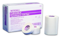 Kendall™ Hypoallergenic Medical Tape, 1 Inch x 10 Yard
