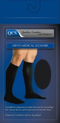 Men's Firm Support Compression Sock