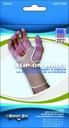 Sport-Aid™ Slip-On Wrist Compression Support