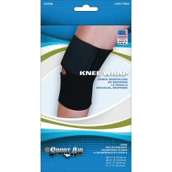 Sport Aid™ Knee Sleeve, Large