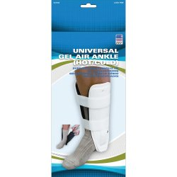 Sport Aid™ Gel Air Ankle Support, One Size Fits Most