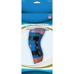 Sport-Aid™ Hinged Knee Brace, Large