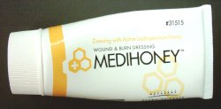 MEDIHONEY® Wound and Burn Dressing