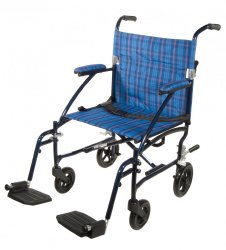 drive™ Fly Lite Transport Wheelchair