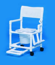 Standard Commode / Shower Chair