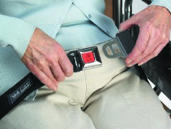 SkiL-Care™ Seatbelt