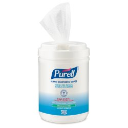 Purell® Sanitizing Skin Wipe