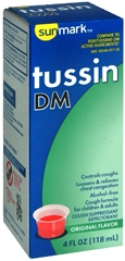 sunmark® Tussin DM Cough Relief