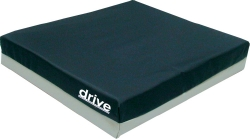 """drive™ Gel """"E"""" Seat Cushion Size 16 by 18 by 3"""
