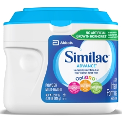 Similac® Advance EarlyShield® Infant Formula