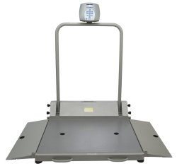Health O Meter ProPlus® 1000 lbs. LCD Digital Wheelchair Scale