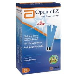 Abbott Optium EZ® Blood Glucose Test Strips