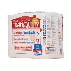 Tranquility® Slimline®Breathable Incontinent Brief