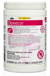 Dispatch® w/Bleach Surface Disinfectant Cleaner