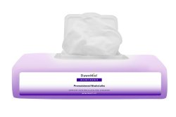 DawnMist® Adult Fresh Scented Personal Wipe, 64 per Pack