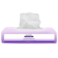 DawnMist® Fresh Scent Pre-Moistened Wash Cloths, Soft Pack