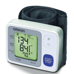 Omron 3 Series™ Blood Pressure Monitor with Black Cuff