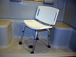 Sunmark® Econo Shower Bench