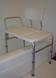 Sunmark® Econo Bath Transfer Bench