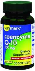 sunmark® Coenzyme Q-10 Supplement